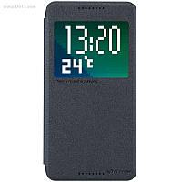 Чехол Nillkin Sparkle Leather Case для HTC Desire 820 Dark Grey