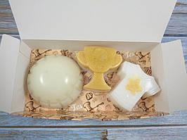 """Подарочный набор мыла """"Игроку в бейсбол""""  №2"""