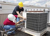 Монтаж систем отопления и охлаждения, систем вентиляции и рекуперации.
