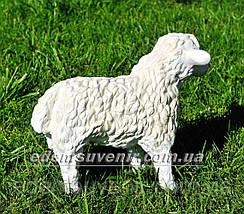 Садовая фигура Овца малая, фото 3