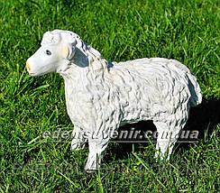 Садовая фигура Овца малая, фото 2