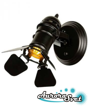 Прожектор настенный AS-78. LED светильник. Светодиодный светильник.