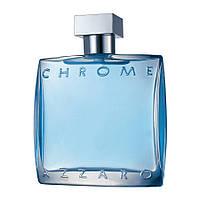 Azzaro Chrome 100ml edt (сильные, свежие, бодрящие, гармоничные,  классические, мужественные)