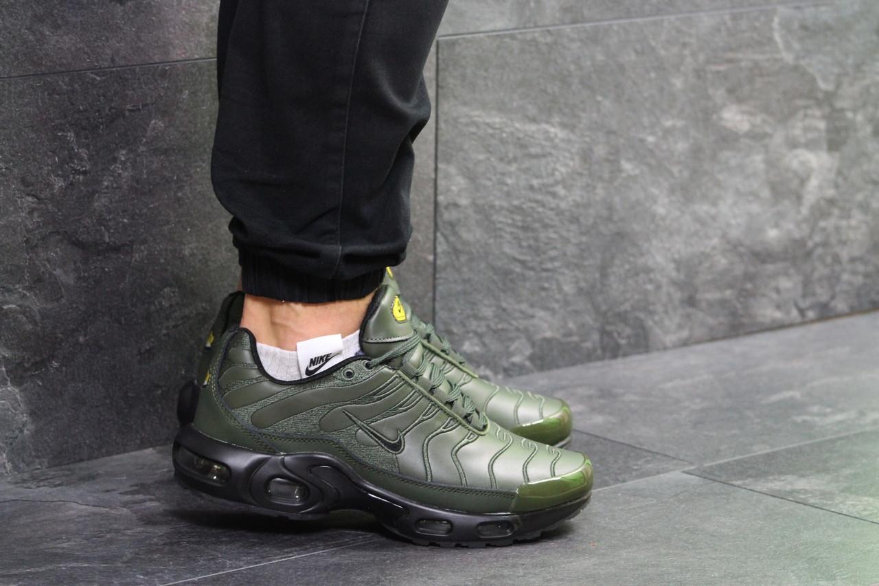 eb891f6c shock.org.ua | Мужские зимние кроссовки темно зеленые Nike Air Max ...