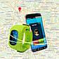 Smart Baby Watch Детские часы-телефон Q50 Зеленые GREEN Качество, фото 2
