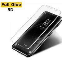 Защитное стекло OP 5D Full Glue Edge Resolution для Samsung G955 S8 Plus прозрачный