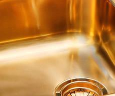 Кухонная мойка ALVEUS MONARCH VARIANT 10 золото 1070628, фото 3