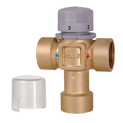 Смесительный трехходовой клапан Icma 1` 149, фото 2