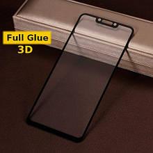 Защитное стекло OP 3D Full Glue для Huawei P Smart Plus черный