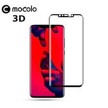 Защитное стекло Mocolo 3D для Huawei Mate 20 Pro Black