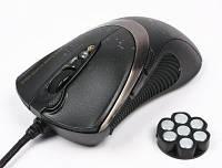 Игровая мышка A4Tech F4 V-Track USB (цвет черный)
