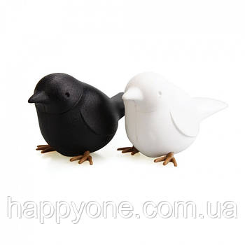 Солонка и перечница Sparrow Salt&Pepper Qualy