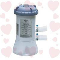 Фильтр-насос Intex 28638 (56638) от сети 220-240В, для каркасных и наливных бассейнов 457см. 3785 л/час