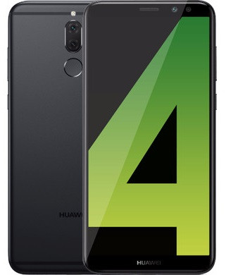 "Смартфон Huawei Mate 10 lite 4/64Gb (RNE-L21) Black, 16+2/13+2Мп, 5.9"" IPS, 2 sim, 4G, 3340мАh"