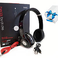 Bluetooth Наушники Monster Beats Studio S460 BT, MP3, FM
