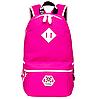 Рюкзак женский городской Aofeng Розовый