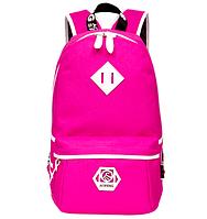 Рюкзак женский городской Aofeng Розовый, фото 1