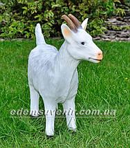 Садовая фигура Коза, фото 3