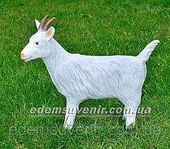 Садовая фигура Коза, фото 2