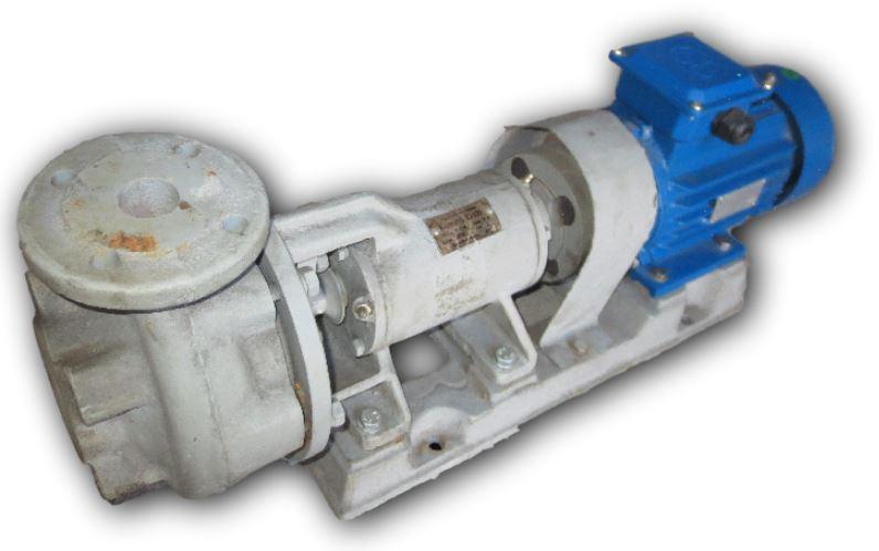 Консольный Насос К50-32-125 агрегат 1.5 квт