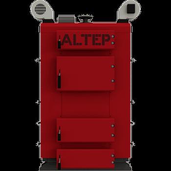 Котёл твердотопливный Альтеп TRIO 150 кВт (дрова, уголь)
