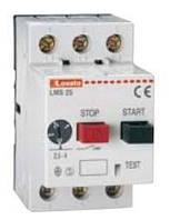 Автомат защиты двигателя Lovato 0.1-0.16 А 11LMS25016T