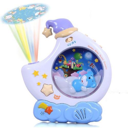 88015 Музыкальный детский ночник-проектор