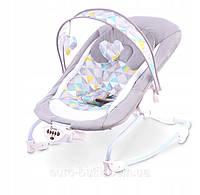 Кресло - шезлонг детский Lionelo Zoe с вибрацией и музыкой, фото 1