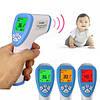 Безконтактний инфакрасный термометр для тіла