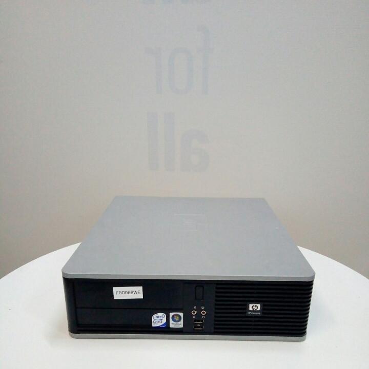 Системный блок HP Compaq dc7900 SFF б у