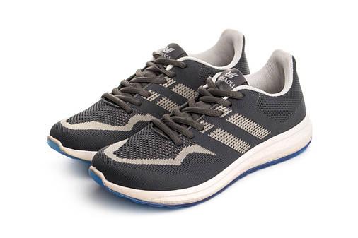 Кросівки чоловічі Debaoli 43 grey, фото 2