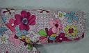 Куртка зимняя для девочки 2-сторонняя розовая (р.80-98 см) (QuadriFoglio, Польша), фото 7