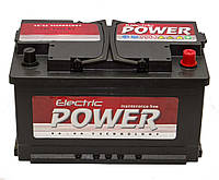 Автомобильный аккумулятор Electric Power 6СТ-90 (-/+) Евро 12В 90Ач 780А