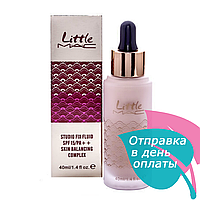 Тональный крем M.A.C. Little studio fix fluid BB foundation (3 тона)