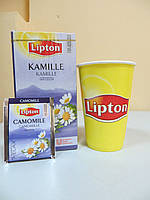 Черный чай Lipton Camomile (Ромашка), 25*2 г
