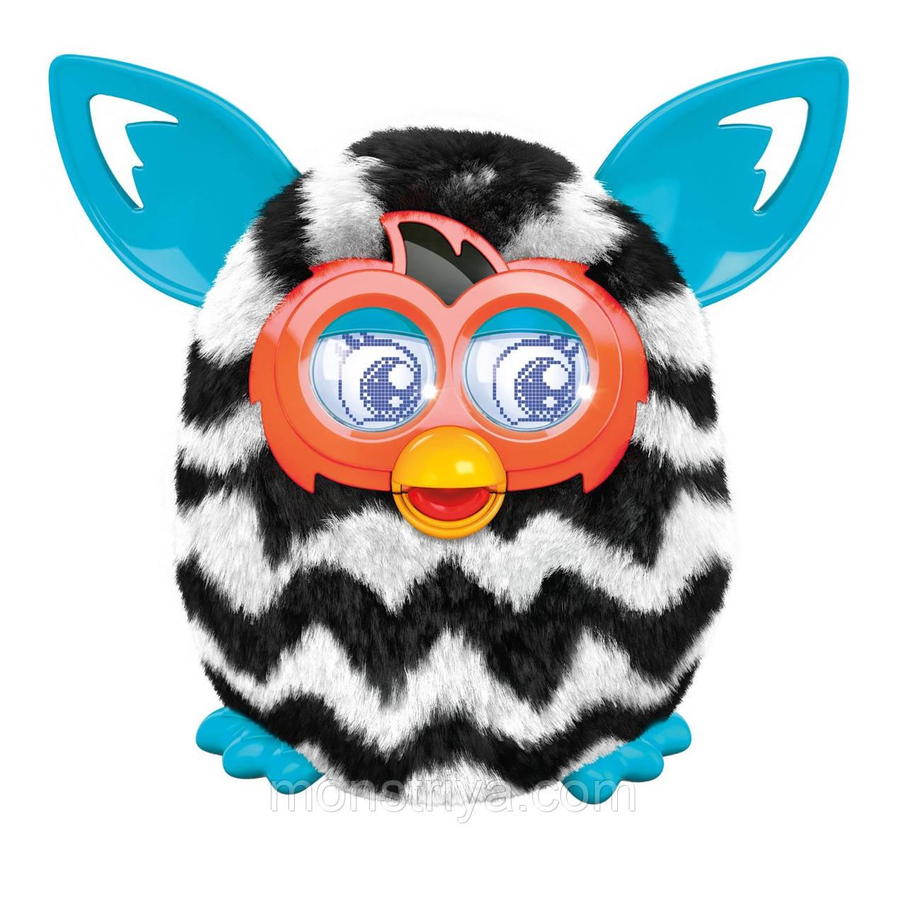 Игрушка Ферби Бум Hasbro Furby BOOM Figure Zigzag Stripes зигзаг