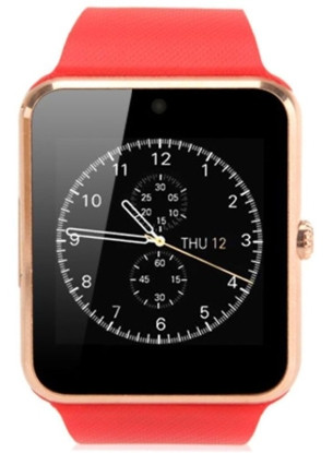 Часы Smart Watch GT08 Red Гарантия 1 месяц