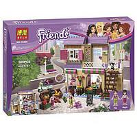 """Конструктор Bela Friends 10495 """"Овощной рынок в Хартлейке"""" (аналог LEGO Friends 41108), 389 деталей, фото 1"""