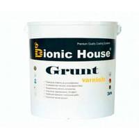 Грунт-лак для паркета и деревянных поверхностей (Bionic House Grunt varnish) 10 л