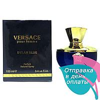 Женская парфюмированная вода Versace Pour Femme Dylan Blue, 100 мл