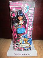 Кукла Monster High Coffin Bean Robecca Steam Doll Робекка Стим Коффин Бин