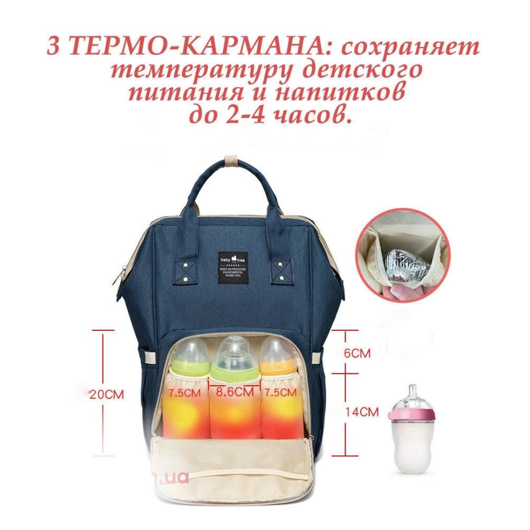 0b978007779e Удобная Сумка для мам Рюкзак для Мамы На Прогулку Mom Bag