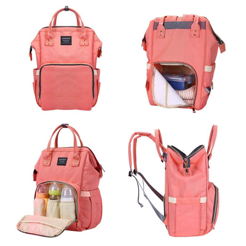 6bffce4a047c ... Удобная Сумка для мам Рюкзак для Мамы На Прогулку Mom Bag