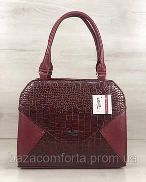 91ec7bc1c34c Женская сумка Конверт бордового цвета: продажа, цена в Одессе ...