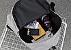 Рюкзак городской мужской женский Jinman Коралловый, фото 5