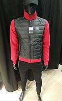 Мужской зимний трикотажный костюм (с начесом) Nike Турция