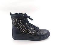 Зимние ботинки для девочки ТМ Minimen р. 25, 27, фото 1
