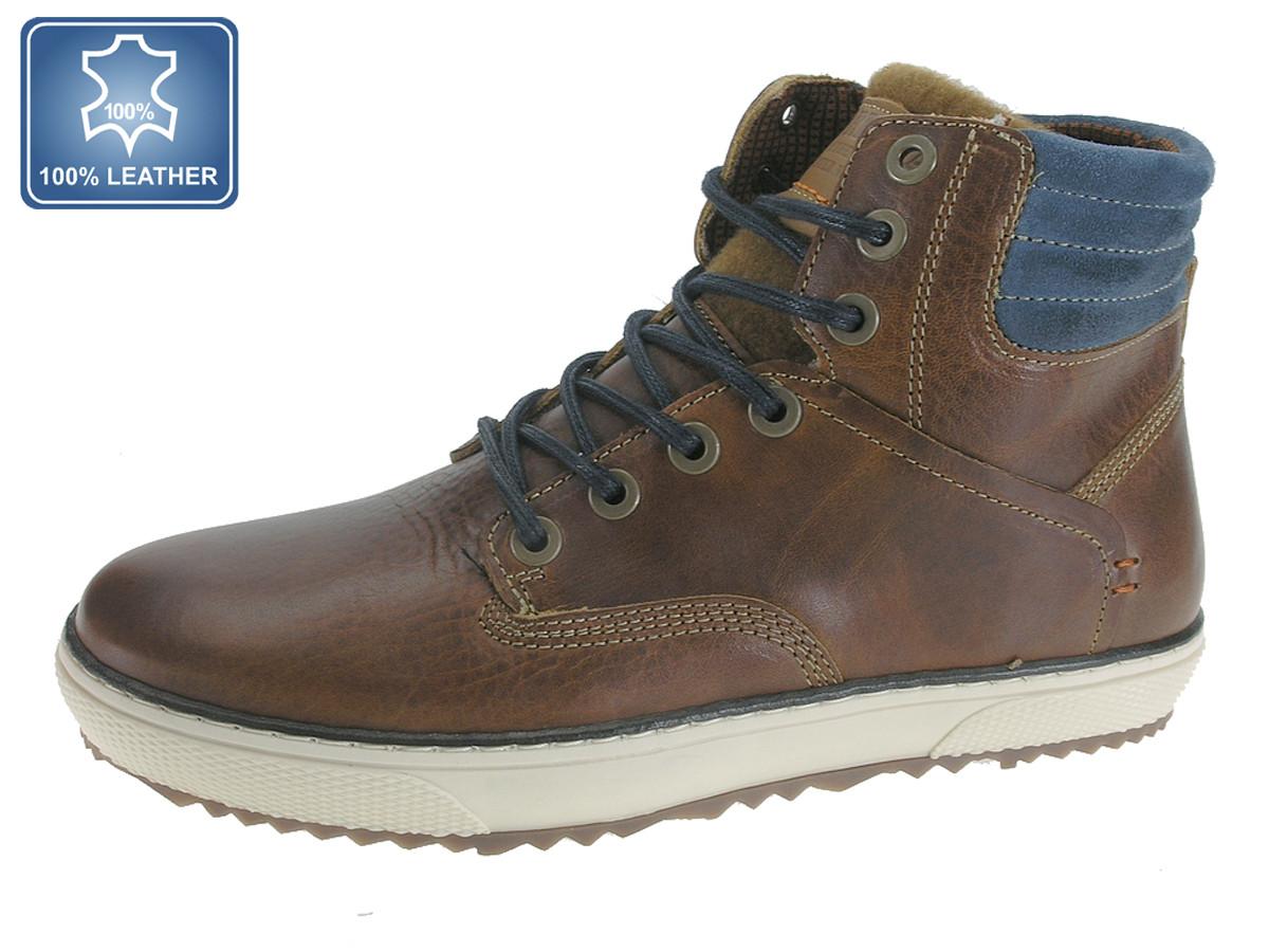 Ботинки мужские кожаные Beppi 2165040