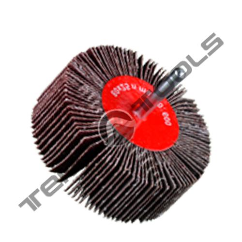 Круг шлифовальный лепестковый КЛО 60x30x6 мм P60