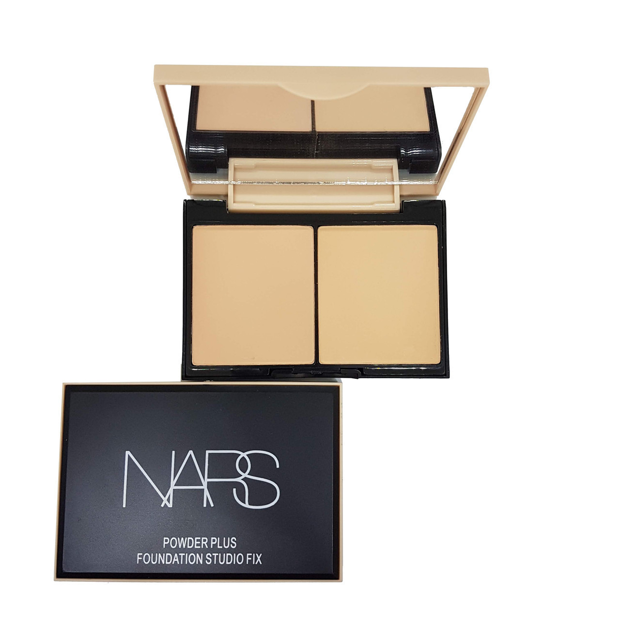 Компактная тройная пудра NARS